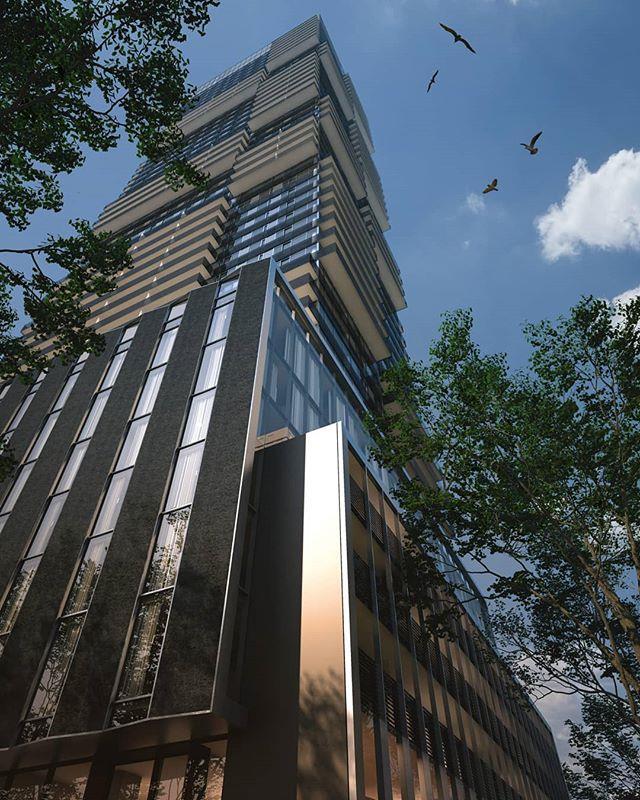 55C Condos多伦多市中心豪华公寓
