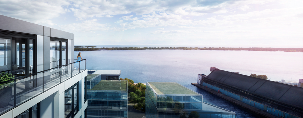 Empire Quay House :Located in Toronto's budding employment and innovation district